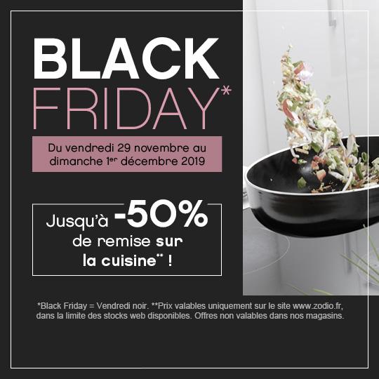 Cuisson Black Friday - Zôdio