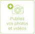 Publiez vos photos et vidéos